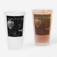 Bernie as FDR Drinking Glass