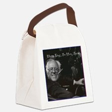 Bernie as FDR Canvas Lunch Bag