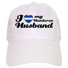 I love my Honduran Husband Baseball Cap