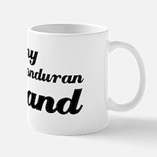 I love my Honduran Husband Mug