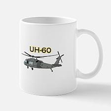 Uh Sixty Black Hawk Mugs