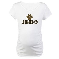 Jindo (dog paw) Shirt