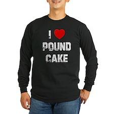 I * Pound Cake T