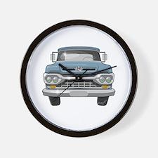 1960 Ford F100 Wall Clock