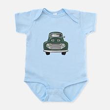 1950 Ford F1 Infant Bodysuit