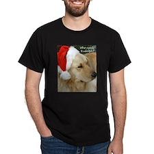 Christmas Retriever T-Shirt