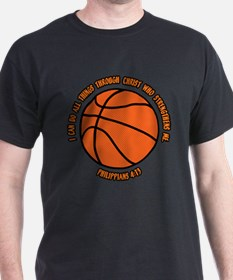 Funny Hoops T-Shirt