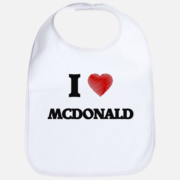 mcdonalds bib On valentine's day paul mcdonald will be playing with the great jd hall and the barry white symphony orchestra at the rose theater in pasadena.