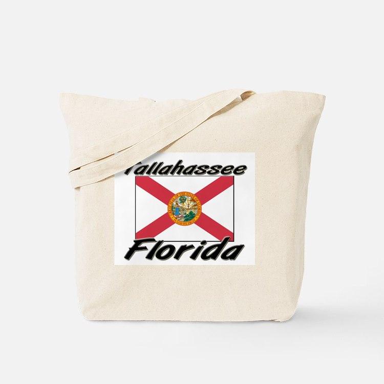 Tallahassee Florida Tote Bag