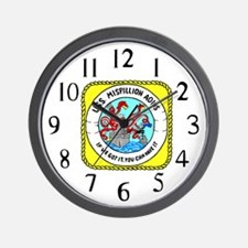 USS Mispillion (AO 105) Wall Clock