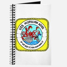 USS Mispillion (AO 105) Journal