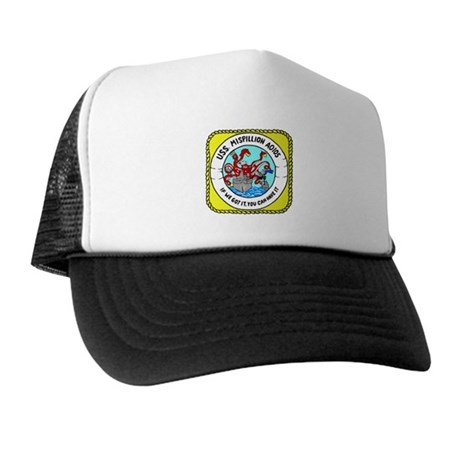 USS Mispillion (AO 105) Trucker Hat