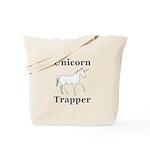 Unicorn Trapper Tote Bag