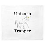 Unicorn Trapper King Duvet