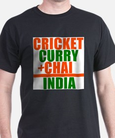 Cute India cricket T-Shirt