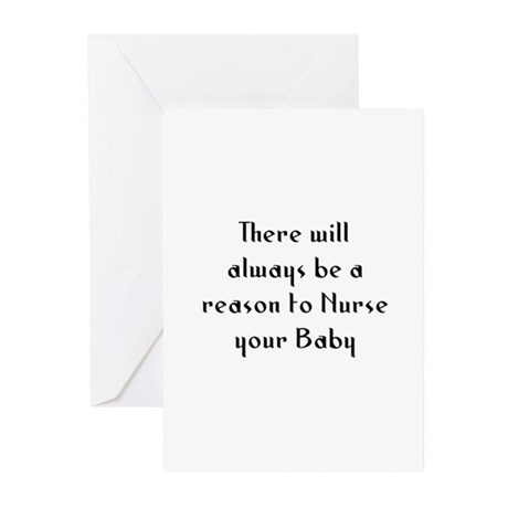 There will always be a reason Greeting Cards (Pk o