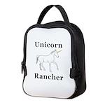 Unicorn Rancher Neoprene Lunch Bag