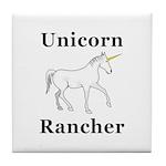 Unicorn Rancher Tile Coaster