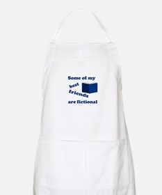 Some of my Best Friends are Fictional Apron