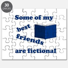 Some of my Best Friends are Fictional Puzzle