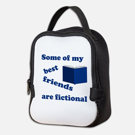 Some of my Best Friends are Fictional Neoprene Lun