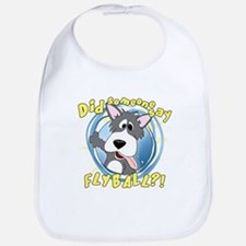 Crazy Flyball Dog Bib