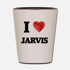 Cool Jarvis Shot Glass