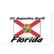 St. Augustine South Florida Postcards (Package of