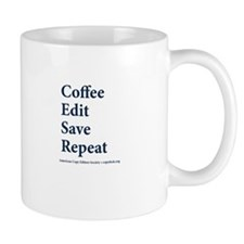 Copy Editing Routine Mugs