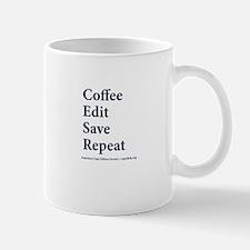 Copy Editing Routine Mugs