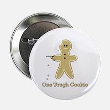 One Tough Cookie Button