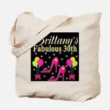 30TH PARTY Tote Bag