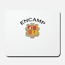 Encamp, Andorra Mousepad