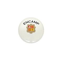 Encamp, Andorra Mini Button (100 pack)