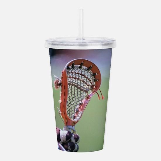 lacrosse Acrylic Double-wall Tumbler