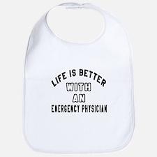 Emergency Physician Designs Bib