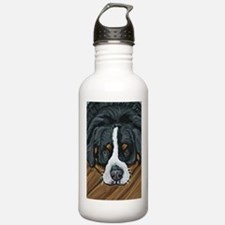 Bernese Mountain Dog Water Bottle