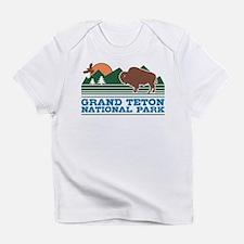 Grand Teton National Park Infant T-Shirt