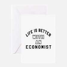 Economist Designs Greeting Card