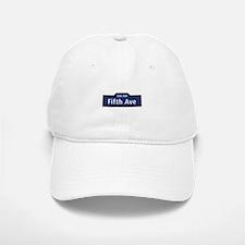 Fifth Avenue, New York City Baseball Baseball Cap