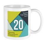 Aces 20 Years Of Training Mugs