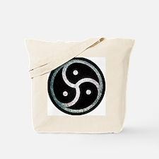 Funny Triskele Tote Bag