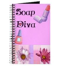 """""""Soap Diva"""" Journal"""