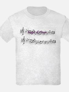 """Angel of Music"" Kids T-Shirt"