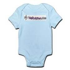 Angel of Music Infant Bodysuit