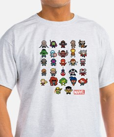 Marvel Kawaii Heroes T-Shirt