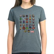 Marvel Kawaii Women's T-Shirt