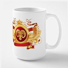 "Red Baron ""Aries"" Cool Ivan Mugs"