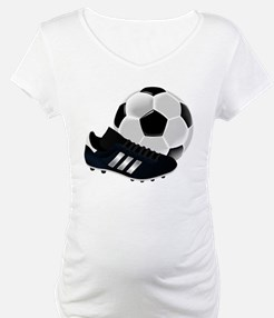 Soccer Ball And Shoes Shirt