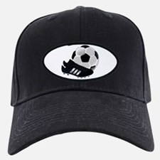 Soccer Ball And Shoes Baseball Hat
